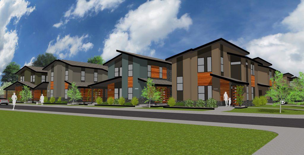 North Street Development Rendering
